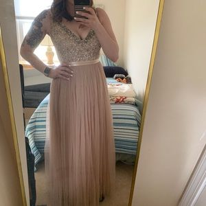 BHLDN Avery gown